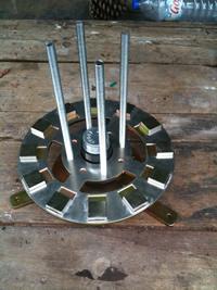 Saving Homemade Wind Generator Stator